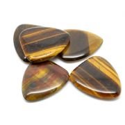 Tiger Tones - Tin of 4 Guitar Picks | Timber Tones
